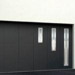 Optimisez votre espace avec la porte de garage sectionnelle